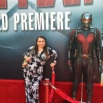 Fun Times At Marvel's Ant-Man Movie Premiere!