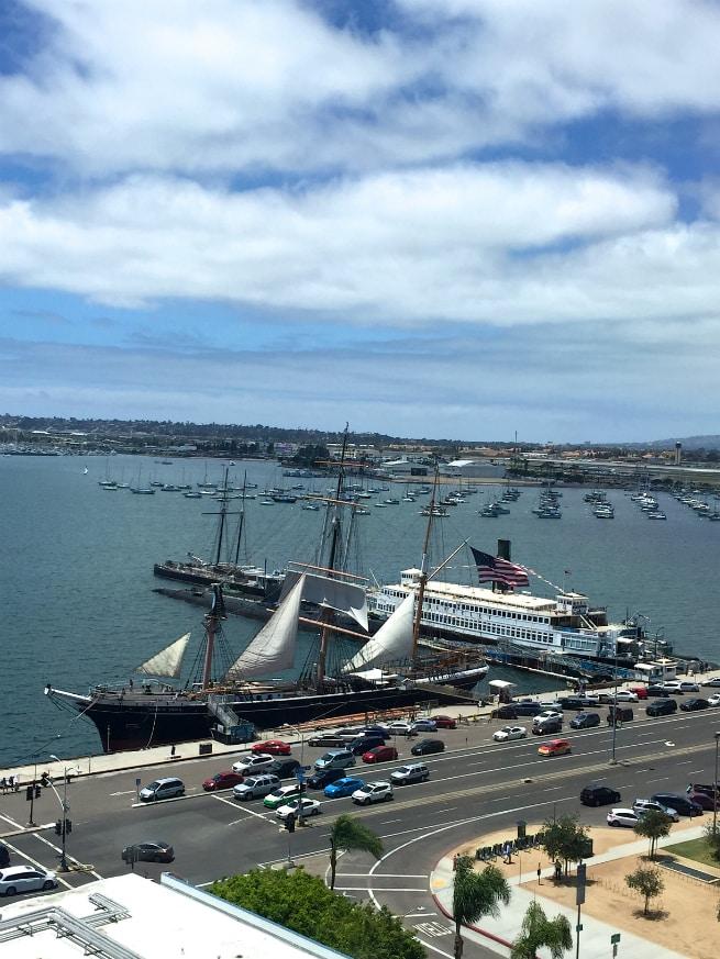 Wyndham-San-Diego-Bayside-Room-view