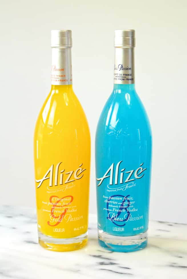Alize Drink Recipes Red Passion