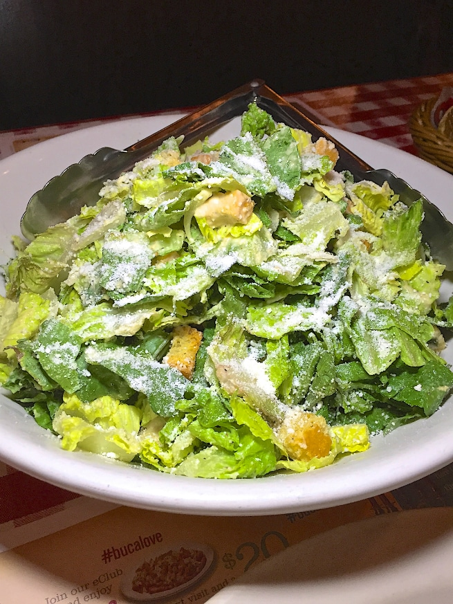 Buca di Beppo-Ceasar-Salad-1