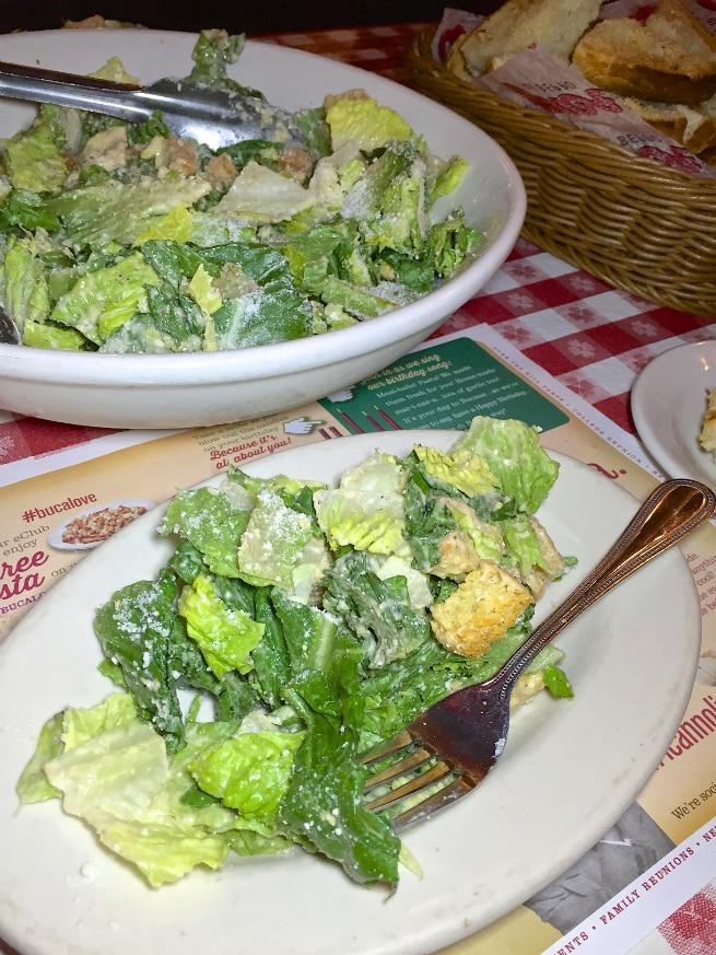 Buca di Beppo-Ceasar-Salad-2