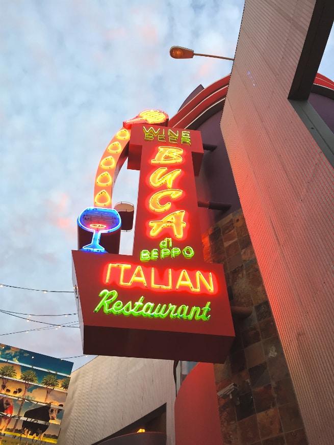 Buca di Beppo-Restaurant