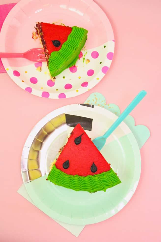 DIY-Watermelon-Cake-Slices