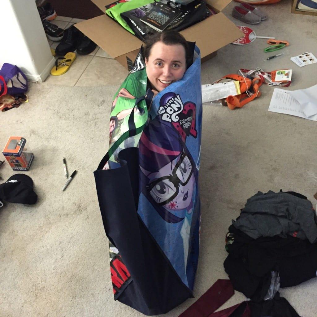 Me-in-bag
