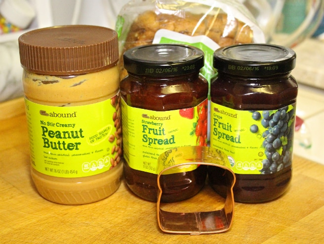 Mini-Peanut-Butter-And-Jelly-Sanwich-Ingredients