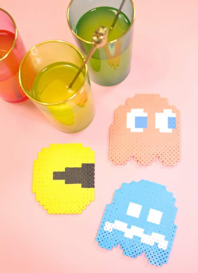 PIXELS-Movie-Inspired- Coasters-2