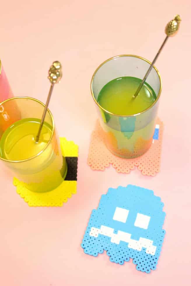 PIXELS-Movie-Inspired- Coasters-3