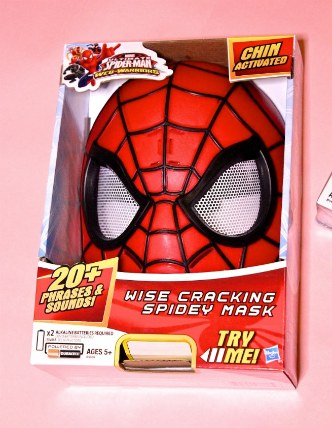 Ultimate-Spider-Man-Toys-Maske