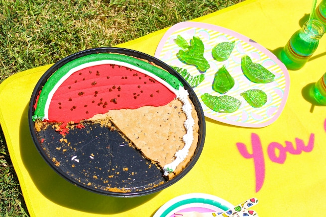 Watermelon-Cookie
