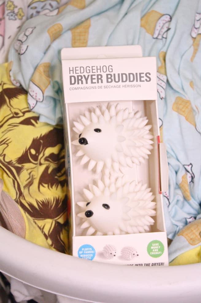 dryer-hedgehogs