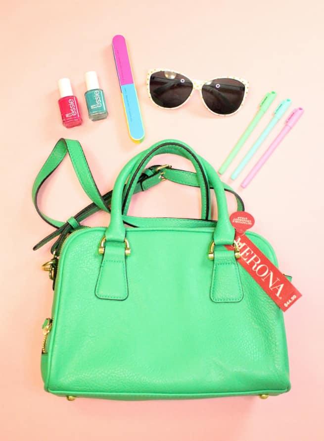 target-purse
