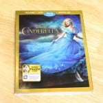 Our Home Movie Night With Disney's Cinderella On Blu-ray!