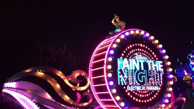 Disneyland-Paint-The-Night