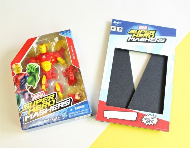 Hasbro-Marvel Super Hero Mashers-2