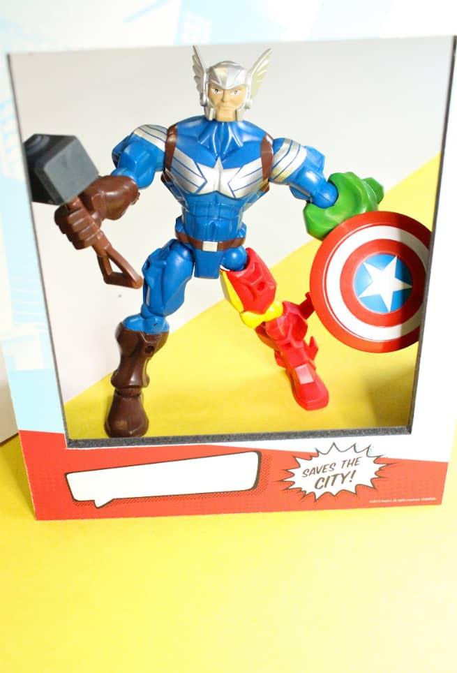 Hasbro-Marvel Super Hero Mashers-5