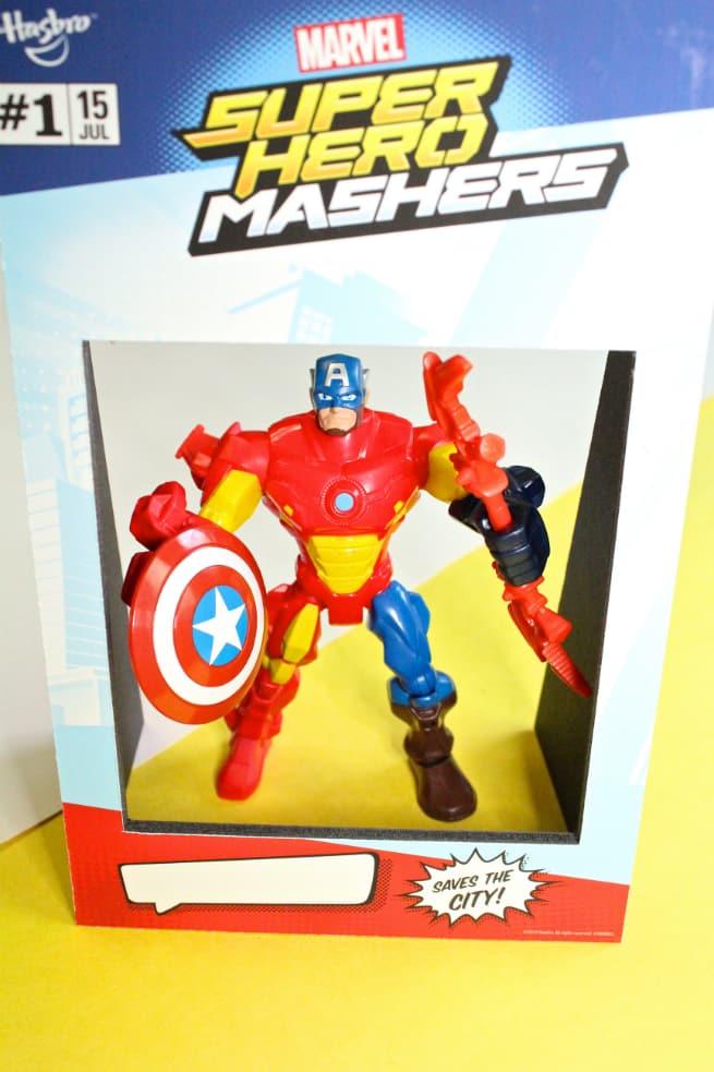 Hasbro-Marvel Super Hero Mashers-6