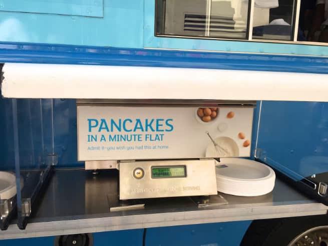 Holiday-Inn-Express-1-Minute-Pancake-Making-Machine