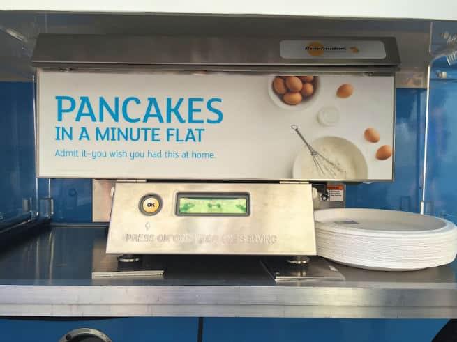 Holiday-Inn-Express-One-Minute-Pancake-Machine