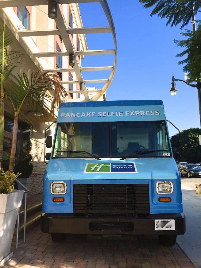 Holiday-Inn-Express-Pancake-Selfie-Truck-1