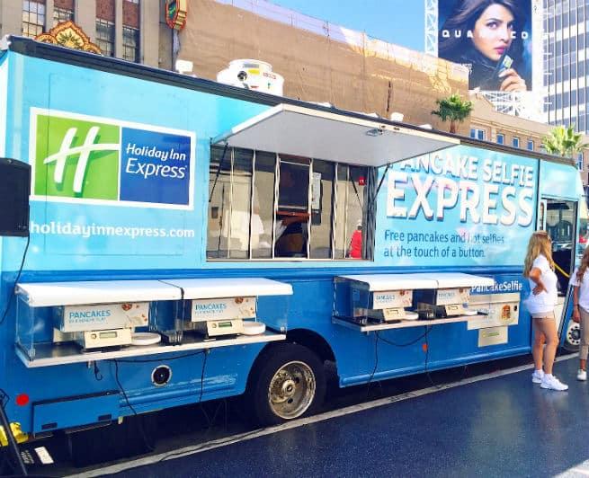 Holiday-Inn-Express-Pancake-Selfie-Truck