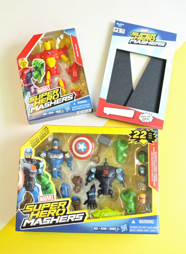 Marvel Super Hero Mashers-1