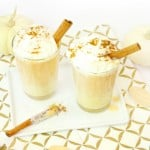 Easy Pumpkin Pie Milkshakes & Mini Milkshakes!