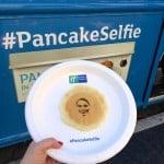 We Celebrated National Pancake Day With A Pancake Selfie!