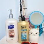 Keeping My Skin Silky Smooth With Suave!
