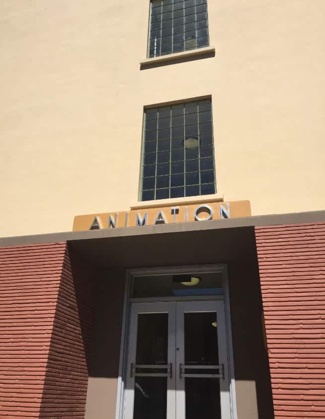 Aladdin-Event-Disney-Studio-Lot-Annimation Building