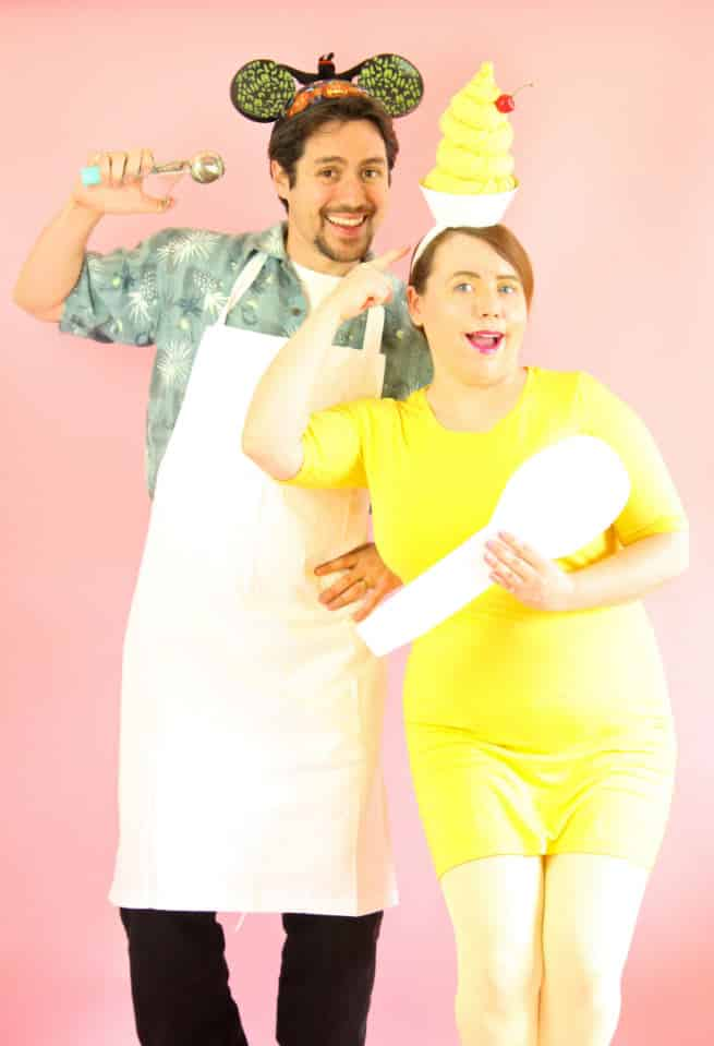 DIY-Dole-Whip-Couples-Costume