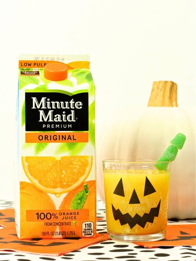 Minute-Maid-Orange-Juice Pumpkin