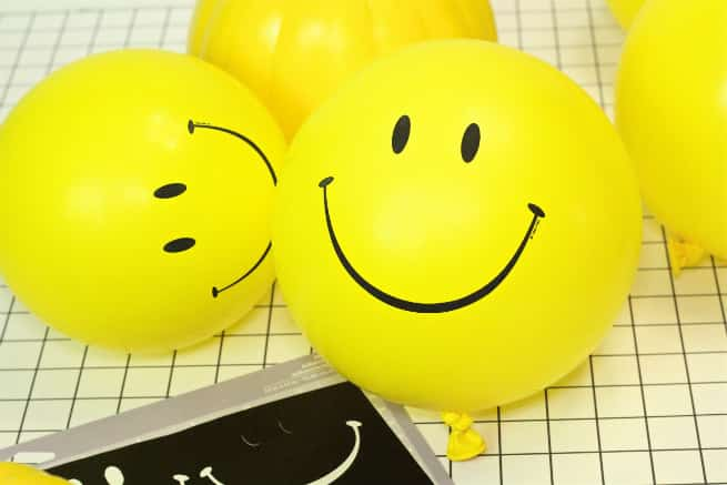 Smiley-Face-Balloons