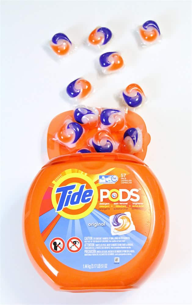 Our Tide Pods Laundry How To ⋆ Brite And Bubbly