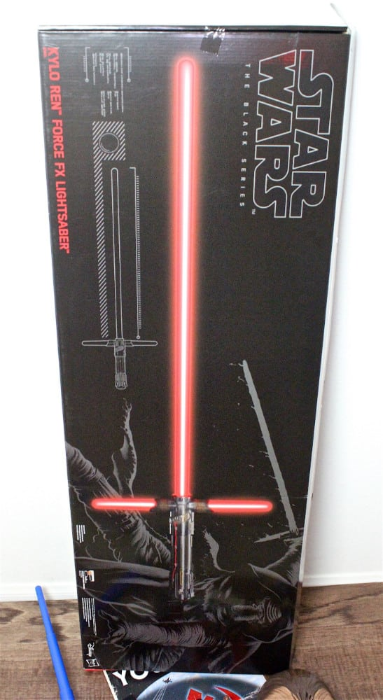 Kylo-Ren-Force-FX-Black Series-Lightsaber