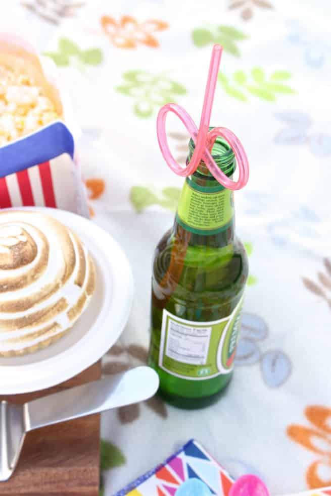 Movie Party Soda