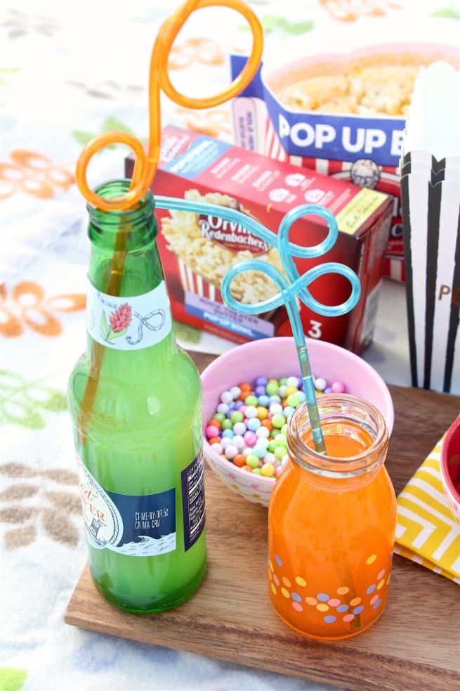 Movie Party Sodas
