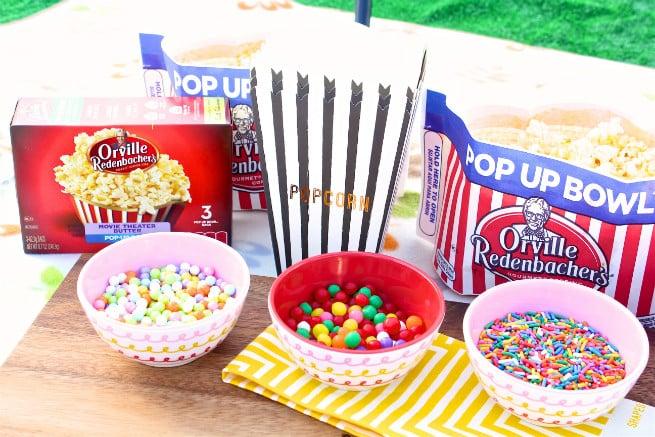 Orville Redenbacher's Popcorn Bar