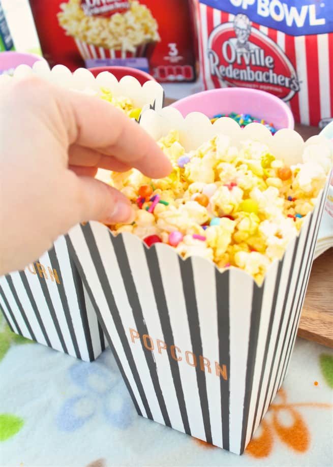 Orville Redenbacher's Popcorn Candied