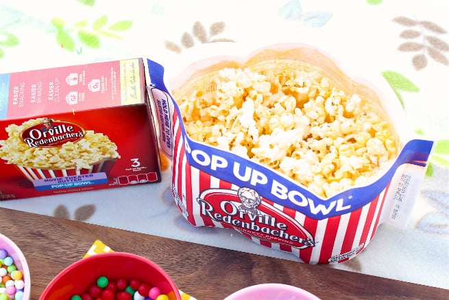 Orville Redenbacher's Popcorn Pop Up Bowl