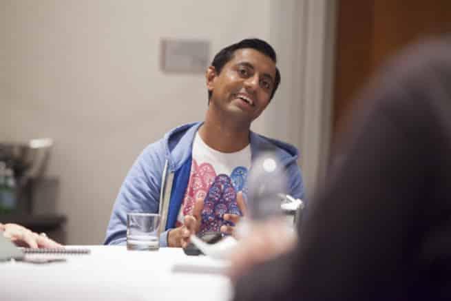 Sanjay Patel (SANJAY'S SUPER TEAM Director)