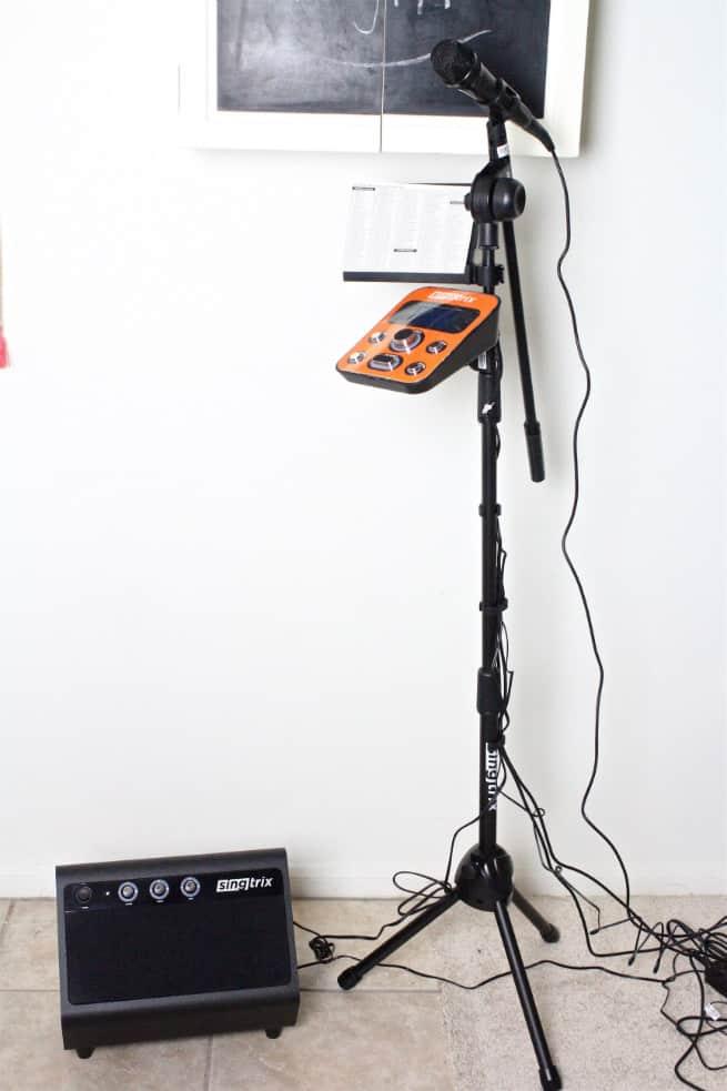 Singtrix Karaoke Bundle Set