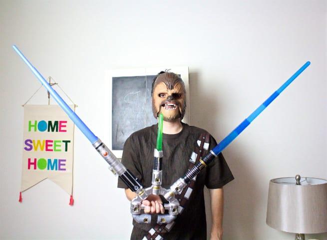 Star Wars Bladebuilders-Lightsabers