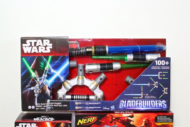 Star Wars-Bladebuilders-Lightsabers