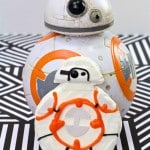 No-Bake Star Wars: The Force Awakens BB-8 Cookies!