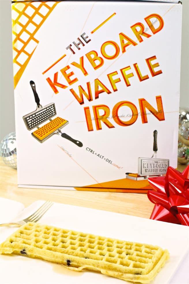 keyboard waffle iron-1