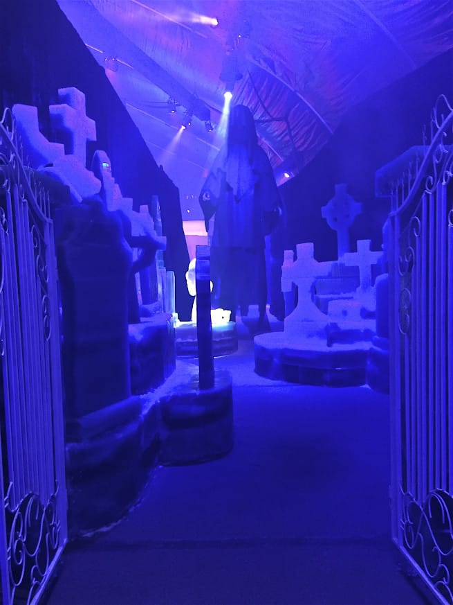 the queen mary chill 2015 Ice Kingdom A Christmas Carol-14