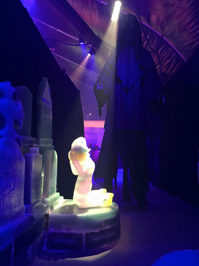 the queen mary chill 2015 Ice Kingdom A Christmas Carol-16