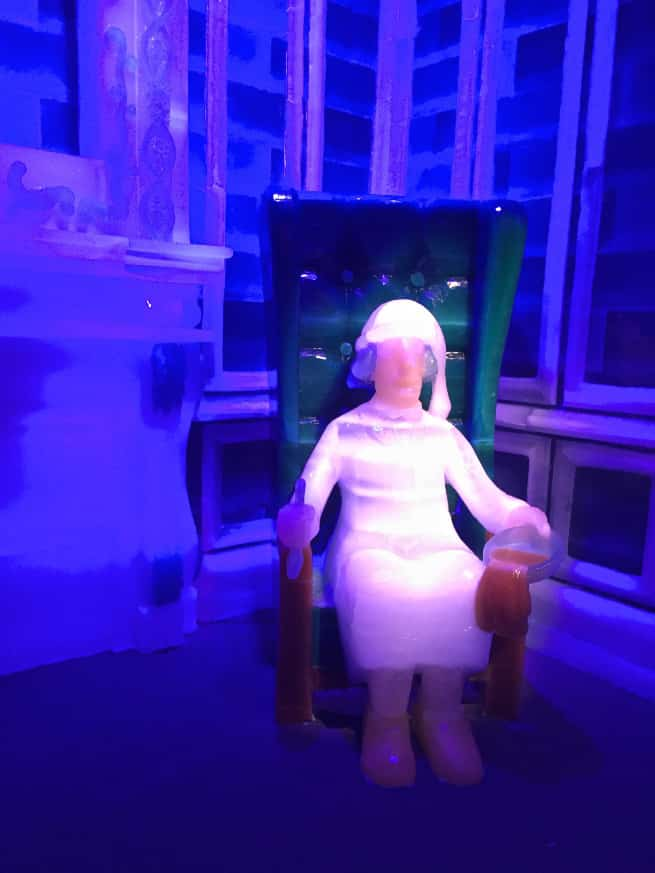 the queen mary chill 2015 Ice Kingdom A Christmas Carol-4