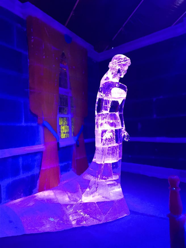the queen mary chill 2015 Ice Kingdom A Christmas Carol-5