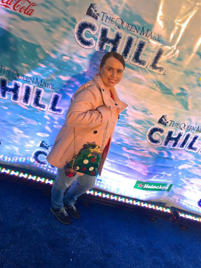 the queen mary chill 2015 blue carpet